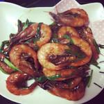 ygilu鱼香大虾的做法