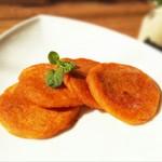 mature11红薯丸子的做法