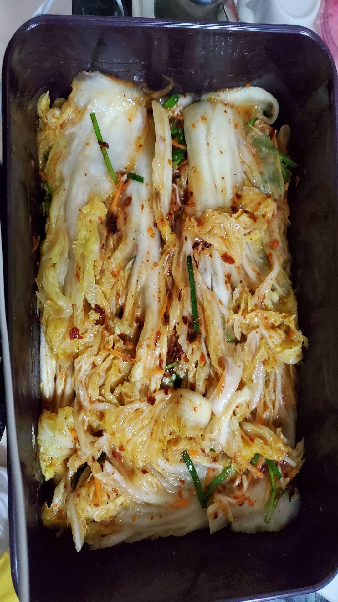 正宗韩国泡菜怎么做_正宗韩国泡菜的做法_正宗韩国泡菜怎么做_美食杰