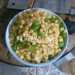 杰米8493582135尖椒玉米粒的做法
