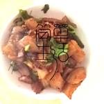 甜甜小蘋果(ಡωಡ) 家常回锅肉的做法