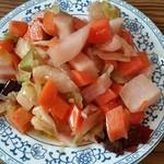 桃小涩四川泡菜的做法