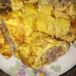 杰米4540146812香葱鸡蛋卷的做法