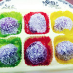 慕琰紫薯糯米糍的做法
