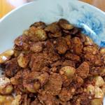 快乐素食香酥蚕豆的做法