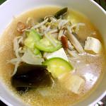 MAY996韩式大酱汤的做法