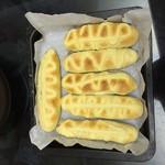 杰米4056975633毛毛虫面包的做法
