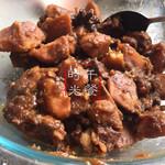 keyiy牛腩煲芋头的做法