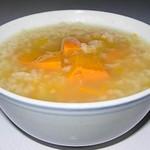 杰米4769956韩式南瓜粥的做法