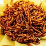 杰米4769956京酱肉丝,搭配什么主食都好吃的做法