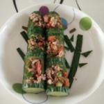 ·5~23!(来自腾讯.)黄瓜红椒拌鸡肉的做法