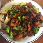 杰米6262370360川菜回锅肉(推荐)的做法