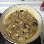 hena小鸡炖蘑菇的做法