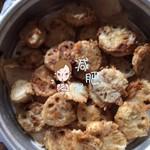 嘿!160肉香藕盒的做法