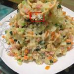 李泽玲缤纷粒粒土豆泥的做法