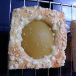 花无双黄桃香酥面包块的做法
