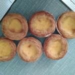 丫丫1215976葡式蛋挞的做法