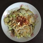 豆豆太狼响油白菜的做法