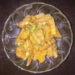 豆豆太狼蛋黄焗南瓜的做法