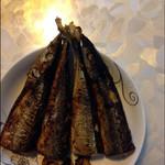 木子木士口烤秋刀鱼的做法