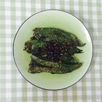 Lara(来自微信...)豆豉虎皮青椒的做法