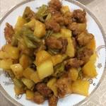 袁永坤菠萝咕咾肉的做法