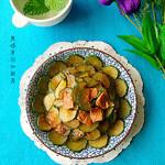 度娘菜园和厨房黄瓜炒肉的做法