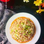 度娘菜园和厨房凉拌金针菇的做法