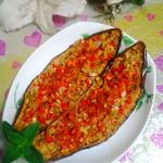 度娘菜园和厨房蒜泥茄子的做法