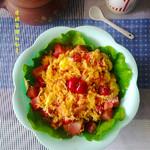 度娘菜园和厨房田园沙拉的做法