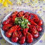 度娘菜园和厨房蒜香黄油烤小龙虾的做法