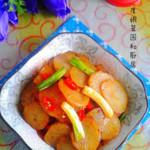 度娘菜园和厨房干锅土豆片的做法