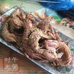 宅成化石蒜香皮皮虾的做法