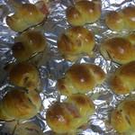 杰米8417608260海螺香肠面包的做法