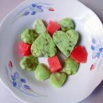 走多久,到尽头自制绿豆奶油雪糕的做法
