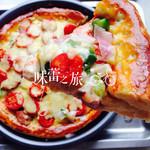 凉凉(来自腾讯.....)自制披萨的做法