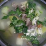 异星魅影羊肉萝卜汤的做法