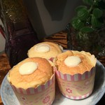 TCccccc北海道杯子蛋糕的做法