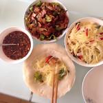 O.NLY ONE(来自腾讯.)芹菜煎饼的做法