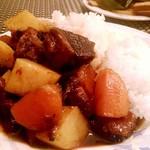 Mw(来自腾讯...)土豆烧牛肉的做法