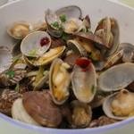 Mw(来自腾讯...)葱香蛤蜊的做法