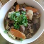 杰米3976663652萝卜羊肉汤的做法
