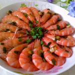 甜盐蜜语葱油虾的做法
