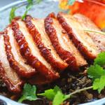 甜盐蜜语梅菜扣肉的做法