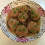 Αмαиdа虾酿香菇盏的做法