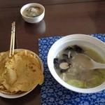 abcldy1130木耳海参汤的做法
