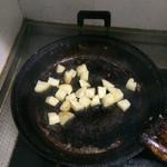 张家厨子香蒜孜然小土豆的做法