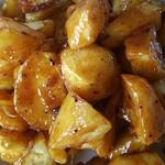 甜-甜拔丝红薯的做法