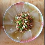 储召霞虾皮香菇蒸冬瓜的做法