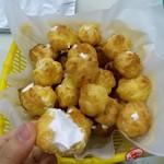 米老鼠6647奶油泡芙的做法
